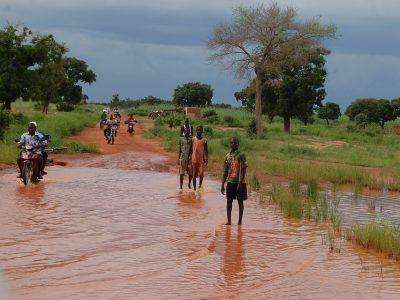 Burkina Faso – Starosti otca Konateho
