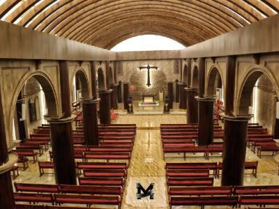 Prvý opravený katolícky kostol na Ninivskej planine.