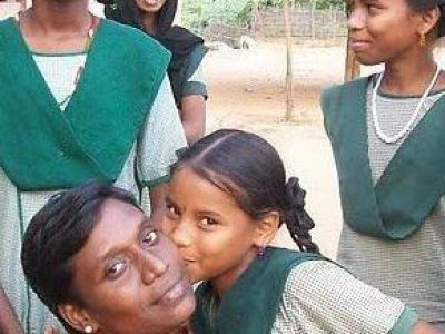 Stretnutie s dalitskou kresťankou Sherin z Indie (PROGRAM)