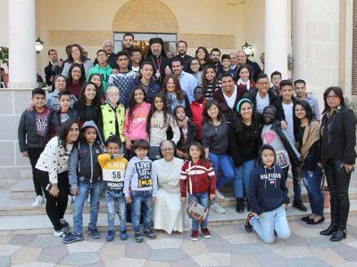 Egypt: Knižnica pre mladých v Káhire
