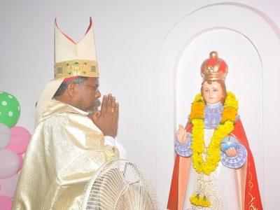 India: Nová kaplnka v dedine West Vipparu