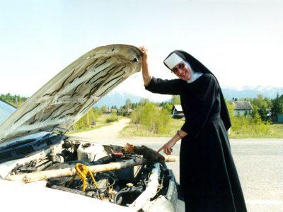 Rusko: Pomoc pre pomáhajúce sestry