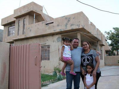 Viac ako 41 000 irackých kresťanov je opäť doma