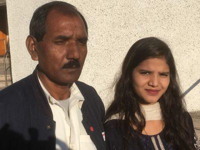 Manžel Asie Bibi prosí o pomoc taliansku vládu