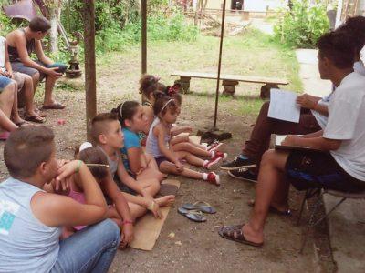 Kuba: Laickí misionári prinášajú evanjelium dedinčanom