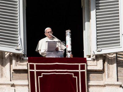 Pápež zapálil sviecu za mier v Sýrii