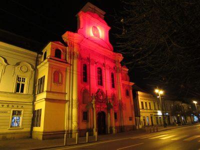 Slovenské chrámy upozornili na prenasledovaných