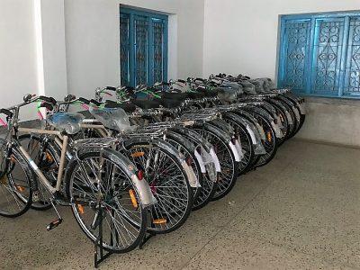 India: Katechéti dostali 30 nových bicyklov