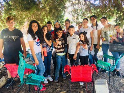 LIBANON: 5 000 výtlačkov Svätého písma pre mladých