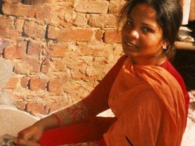 Asia Bibi odletela za slobodou