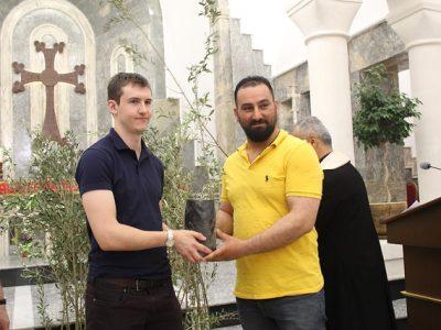 Semienko nádeje pre ďalšie kresťanské rodiny v Iraku