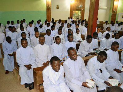 Zambia: Renovácia Kňazského seminára sv. Augustína