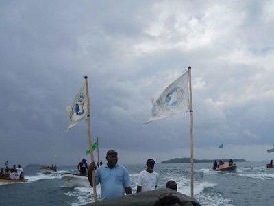 Šalamúnove ostrovy: Sedem motorov pre misiu na ostrovoch