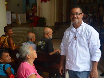 Šéfkuchár zVenezuely: Jeho ingredienciou je chuť do života