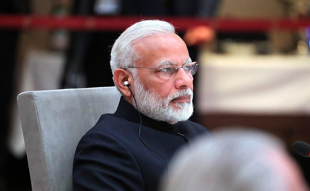 Narendra Modi, indický premiér
