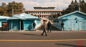Demilitarizovaná zóna medzi Severnou Kóreou a Južnou Kóreou