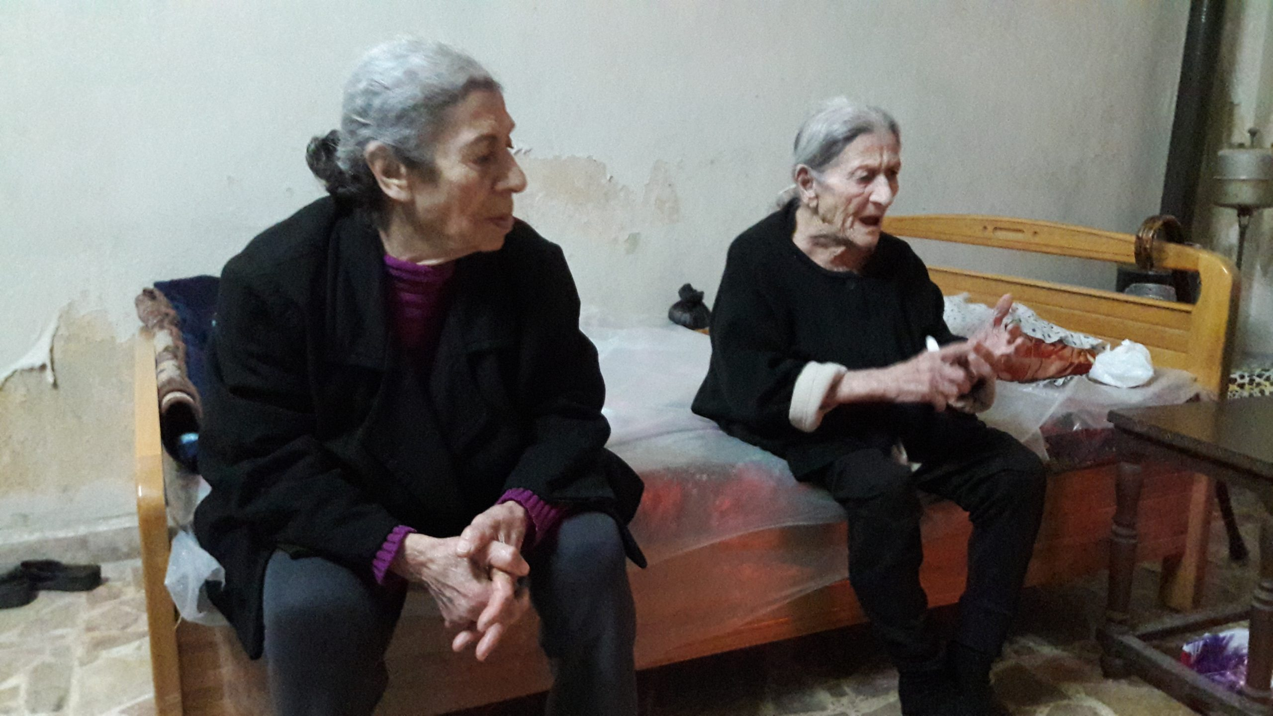 Pomoc pre 500 sýrskych rodín