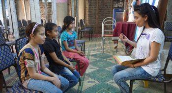 Stretávanie sa v skupinách je v Egypte veľmi obmedzené