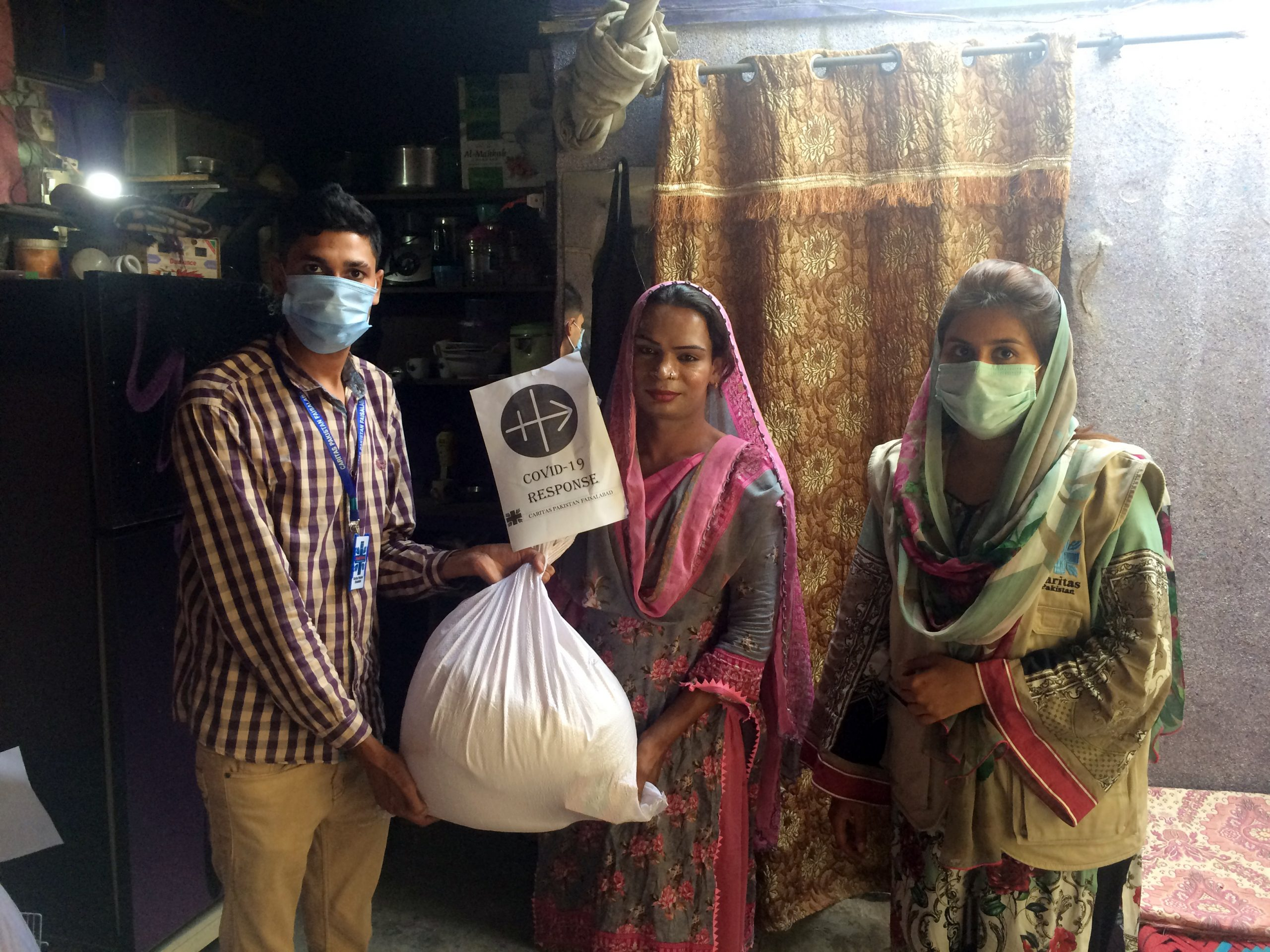 Núdzová pomoc v Pakistane