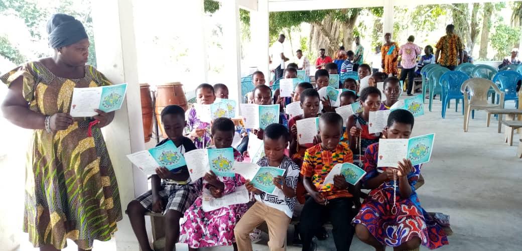 Farnosť svätého Františka, Ghana
