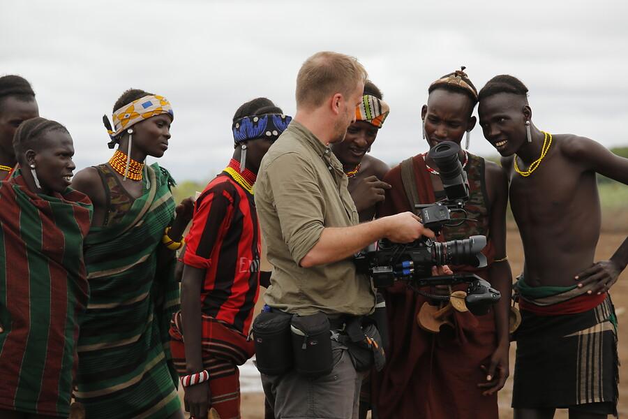 Pri natáčaní dokumentu
