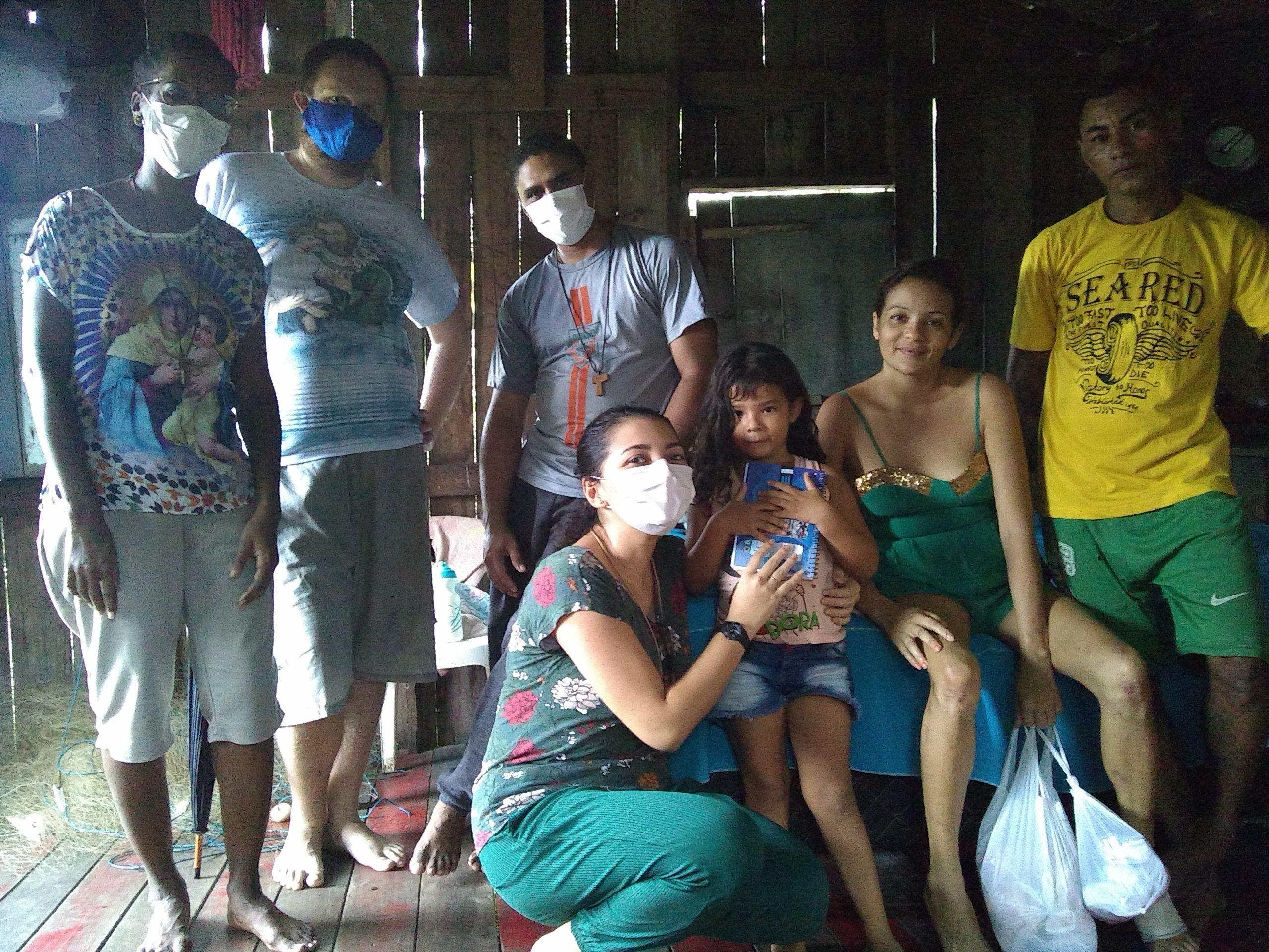 Na návšteve rodín počas pandémie.