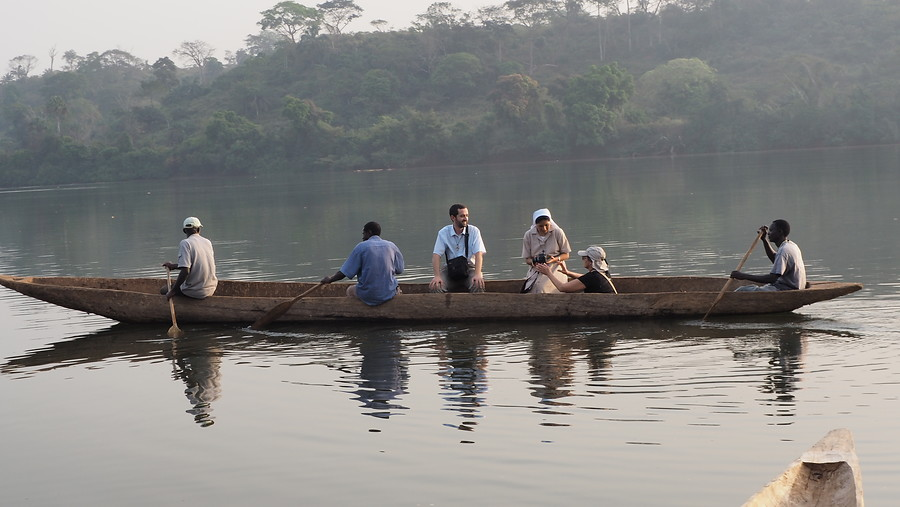 Misionári v Bangassou