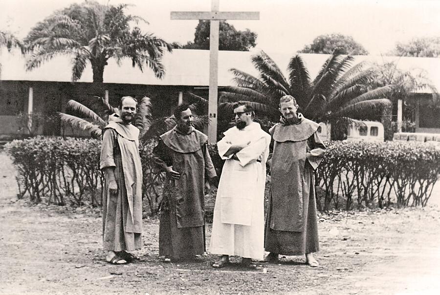 Zakladatelia karmelitánskej misie v SAR