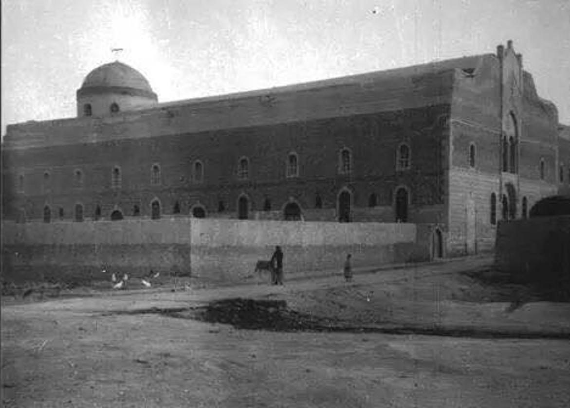 Kostol Al-Tahira v časoch vzniku