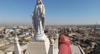 Chrám Al-Tahira v Iraku